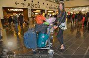 Ankunft Miss Earth - Flughafen - Fr 20.12.2013 - 4