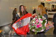 Ankunft Miss Earth - Flughafen - Fr 20.12.2013 - 6