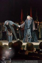 Ehrenring für Brandauer - Burgtheater - Sa 21.12.2013 - 10
