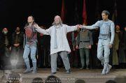 Ehrenring für Brandauer - Burgtheater - Sa 21.12.2013 - 11