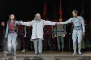 Ehrenring für Brandauer - Burgtheater - Sa 21.12.2013 - 12