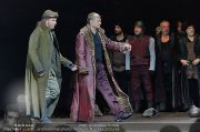 Ehrenring für Brandauer - Burgtheater - Sa 21.12.2013 - 5