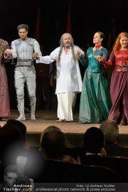 Ehrenring für Brandauer - Burgtheater - Sa 21.12.2013 - 8