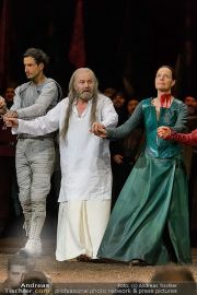 Ehrenring für Brandauer - Burgtheater - Sa 21.12.2013 - 9