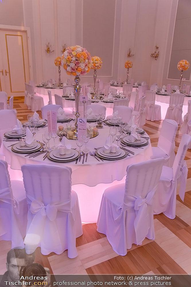 Hochzeit dekoration wien