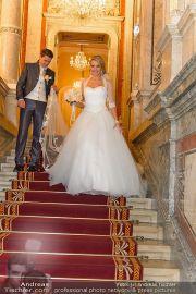 Hochzeit Boenisch - Kursalon Wien - Sa 28.12.2013 - 16