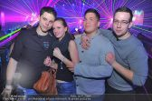 Burnout Clubbing - Donauhalle Tulln - Sa 05.01.2013 - 13