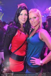 Burnout Clubbing - Donauhalle Tulln - Sa 05.01.2013 - 18