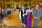 Steirerball - Hofburg - Fr 11.01.2013 - 13