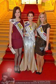 Miss Vienna - Hofburg - Do 28.03.2013 - 2