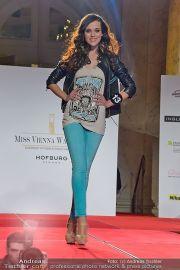 Miss Vienna - Hofburg - Do 28.03.2013 - 71