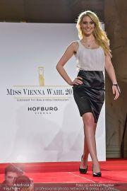 Miss Vienna - Hofburg - Do 28.03.2013 - 86