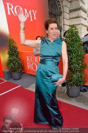 Romy - Red Carpet - Hofburg - Sa 20.04.2013 - 10