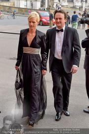 Romy - Red Carpet - Hofburg - Sa 20.04.2013 - 12