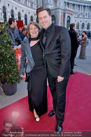 Romy - Red Carpet - Hofburg - Sa 20.04.2013 - 125