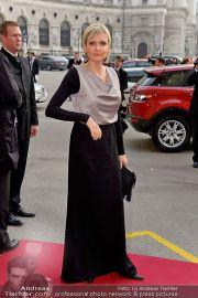Romy - Red Carpet - Hofburg - Sa 20.04.2013 - 14