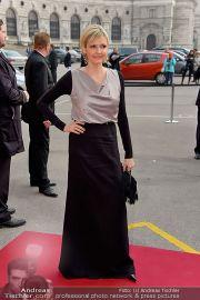 Romy - Red Carpet - Hofburg - Sa 20.04.2013 - 15