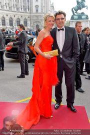 Romy - Red Carpet - Hofburg - Sa 20.04.2013 - 16