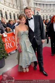 Romy - Red Carpet - Hofburg - Sa 20.04.2013 - 39