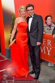 Romy - Red Carpet - Hofburg - Sa 20.04.2013 - 4