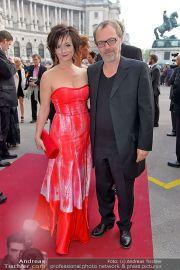 Romy - Red Carpet - Hofburg - Sa 20.04.2013 - 49