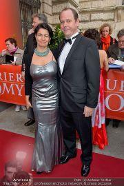 Romy - Red Carpet - Hofburg - Sa 20.04.2013 - 50