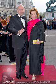 Romy - Red Carpet - Hofburg - Sa 20.04.2013 - 72