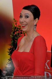 Romy - Red Carpet - Hofburg - Sa 20.04.2013 - 87