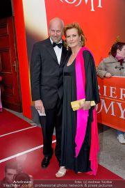 Romy - Red Carpet - Hofburg - Sa 20.04.2013 - 90