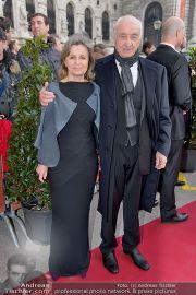 Romy - Red Carpet - Hofburg - Sa 20.04.2013 - 95