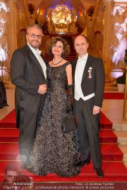 Le Grand Bal - Hofburg - Di 31.12.2013 - 17