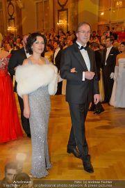 Le Grand Bal - Hofburg - Di 31.12.2013 - 180