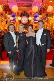 Le Grand Bal - Hofburg - Di 31.12.2013 - 366