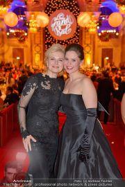Le Grand Bal - Hofburg - Di 31.12.2013 - 370