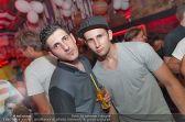 Extended Club - Melkerkeller - Sa 27.07.2013 - 31