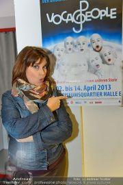 Voca People - MQ Halle E - Mi 03.04.2013 - 18