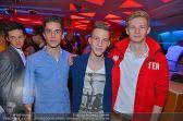 Club Fusion - Babenberger Passage - Fr 11.01.2013 - 42