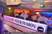 11 Jahre Club Fusion - Babenberger Passage - Fr 10.05.2013 - 19