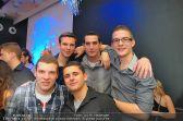First - Platzhirsch - Do 03.01.2013 - 21