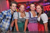after Wiesn Party - Praterdome - Sa 21.09.2013 - 24
