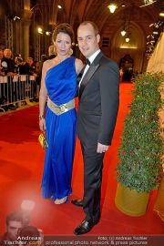 Filmball - Red Carpet - Rathaus - Fr 15.03.2013 - 34