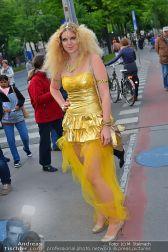 Lifeball Party - Rathaus - Sa 25.05.2013 - 23