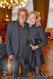 Orden Verleihung - Rathaus - Mi 09.10.2013 - 16