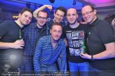 Langes Rohr Clubbing - Burnout Club - Sa 04.01.2014 - 22