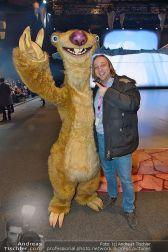 Ice Age Premiere - Wiener Stadthalle - Mi 08.01.2014 - 13