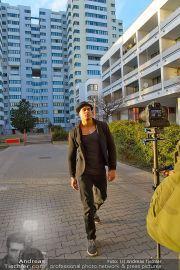Ike Catcher Videodreh - Am Schöpfwerk - So 12.01.2014 - 24