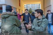 Ike Catcher Videodreh - Am Schöpfwerk - So 12.01.2014 - 26