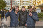 Ike Catcher Videodreh - Am Schöpfwerk - So 12.01.2014 - 31
