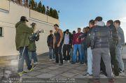 Ike Catcher Videodreh - Am Schöpfwerk - So 12.01.2014 - 6