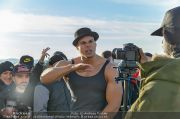 Ike Catcher Videodreh - Am Schöpfwerk - So 12.01.2014 - 8